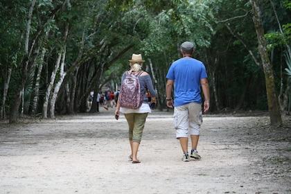 Coba & Tulum with Cenote Wayak & Mayan Traditions