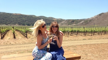 Wine Lover's Tour - Santa Ynez Valley Wineries & Lunch