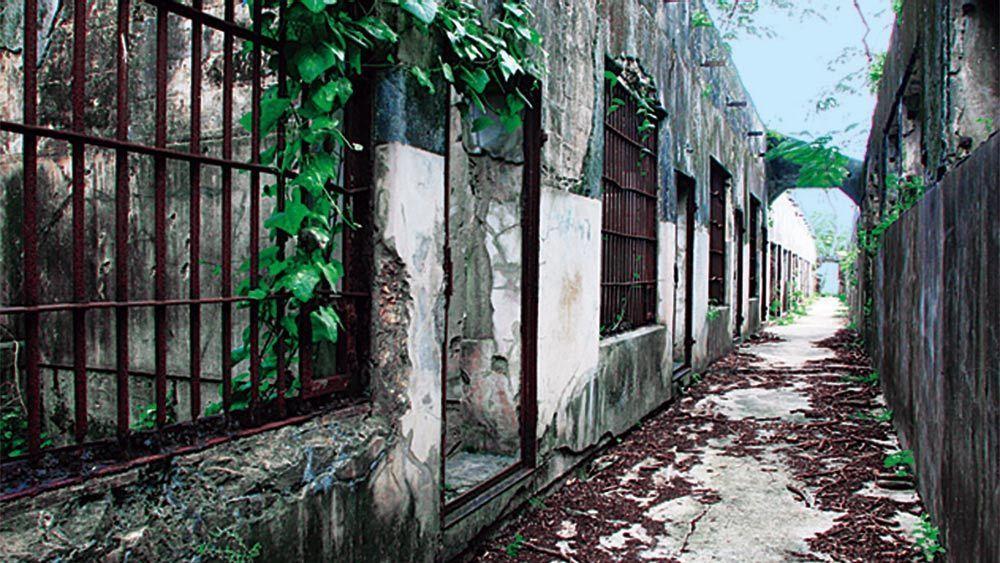 Street view on the Historical Tour of Saipan