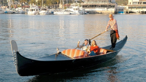 50-Minute Gondola Cruise in Orange County, CA