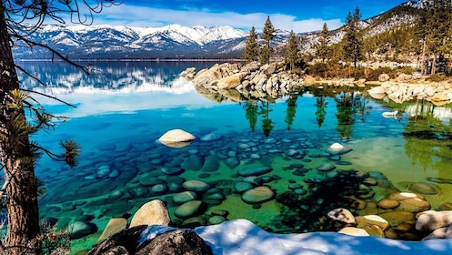 Stunning view of Lake Tahoe