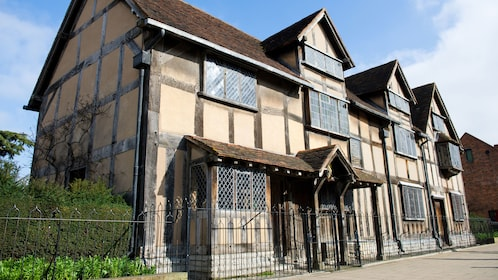 Shakespeare's family home in Stratford-upon-Avon