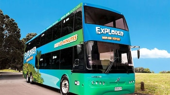 Hop-on-Hop-off-Bustour Waiheke Explorer