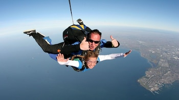 St Kilda Beach Tandem Skydive