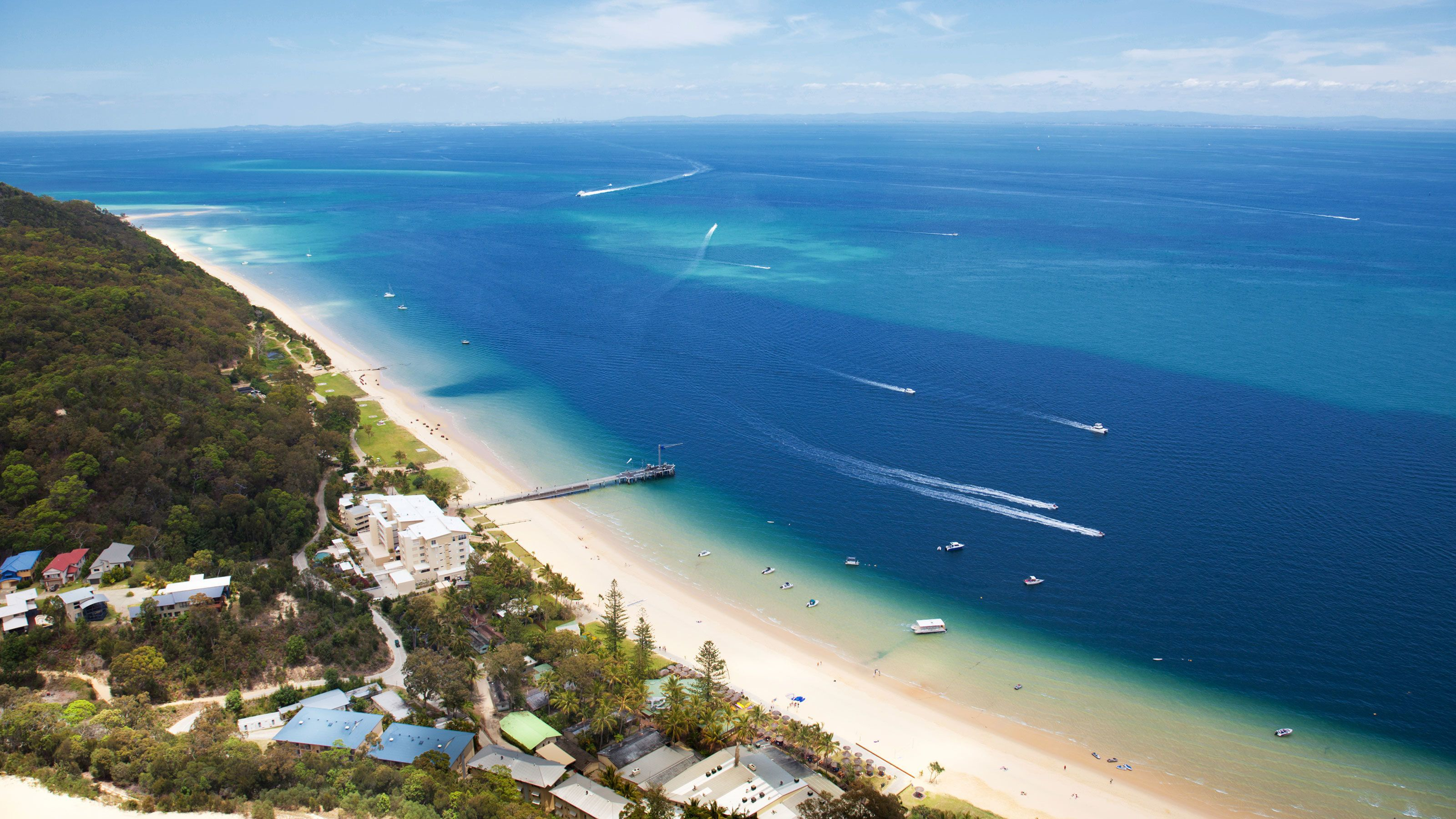 Tangalooma Island Resort Day Trip