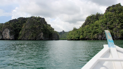 Serene views on the Geopark Mangrove Cruise