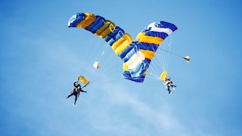 Rockingham Beach Tandem Skydiving