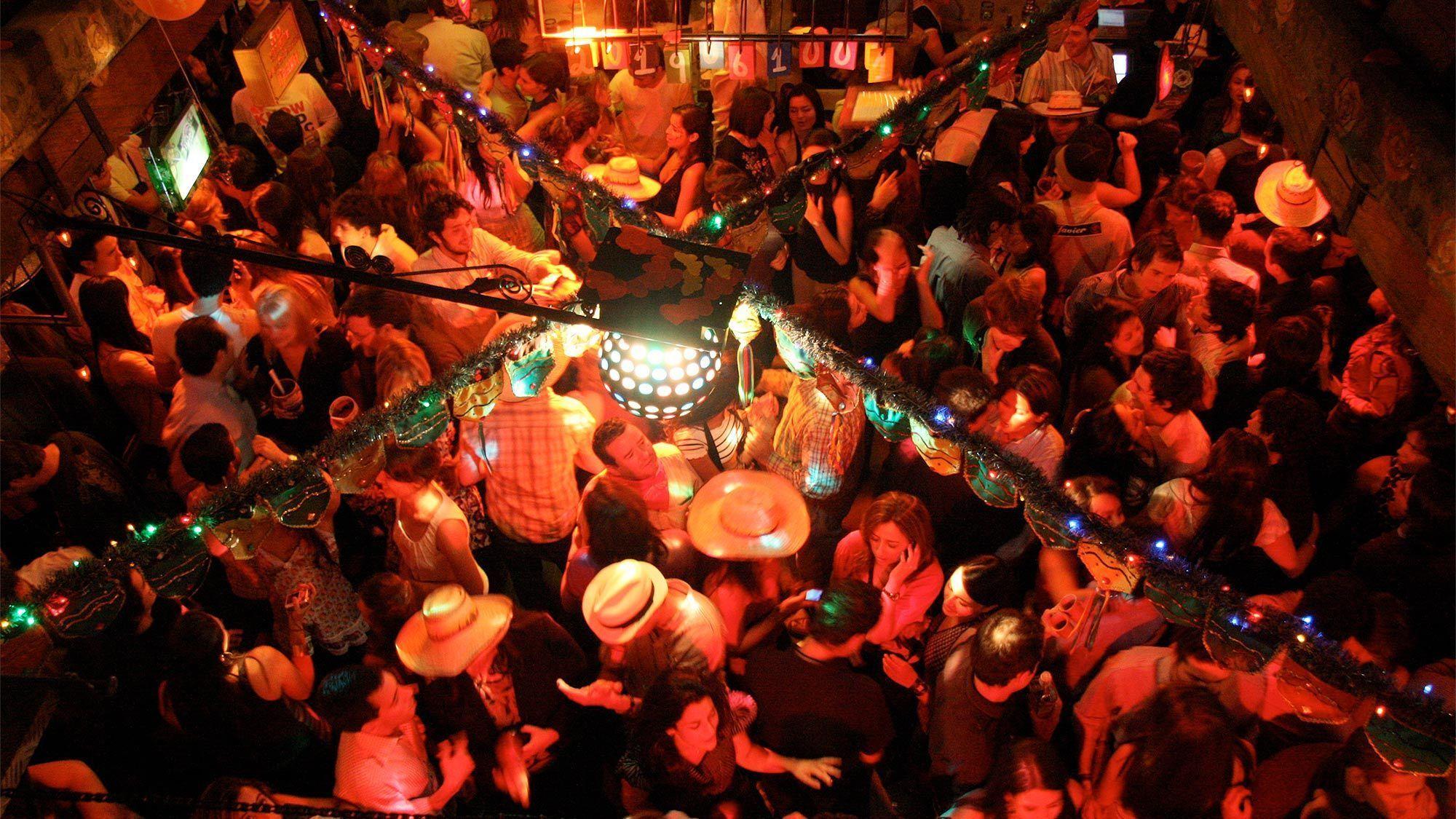 Andres Carne de Res restaurant-nightclub Andres Carne de Res in Bogota