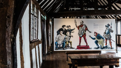 Shakespeare's Schoolroom in Birmingham