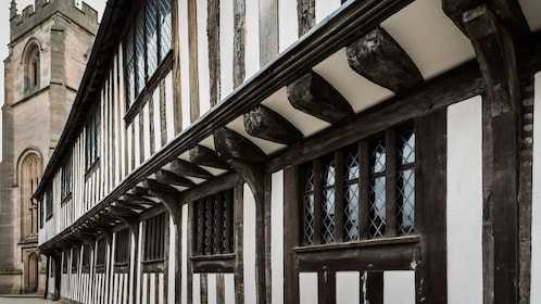 Shakespeare's Schoolroom exterior in Birmingham