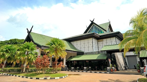 Building in Langkawi