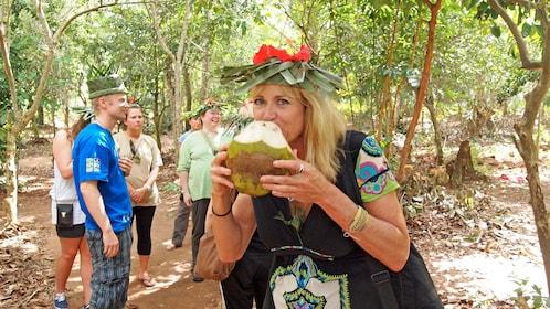 Group on the Spice & Stone Town in Zanzibar tour