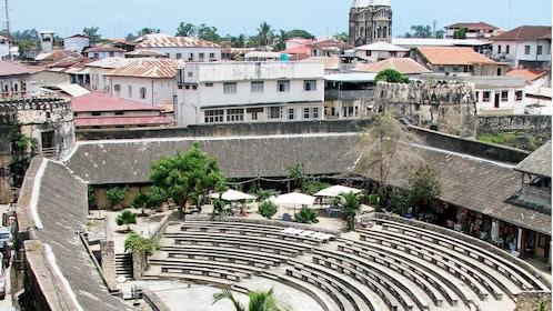 Stone Town in Zanzibar City