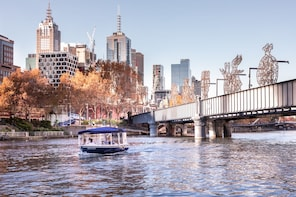 2-Hour Self-Drive Boat Hire on the Yarra River Melbourne