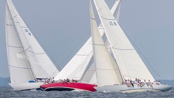 America's Cup Racing Experience