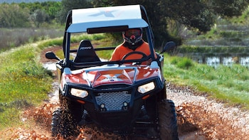 Guided RZR Buggy Adventure in Algarve
