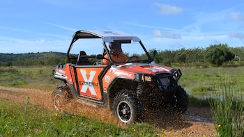 Guided RZR Buggy Full-Day or Sunset Adventure in Algarve