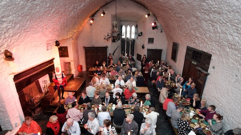 Medieval Banquet at Bunratty Castle in Dublin