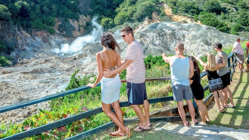 Sightseeing in St. Lucia