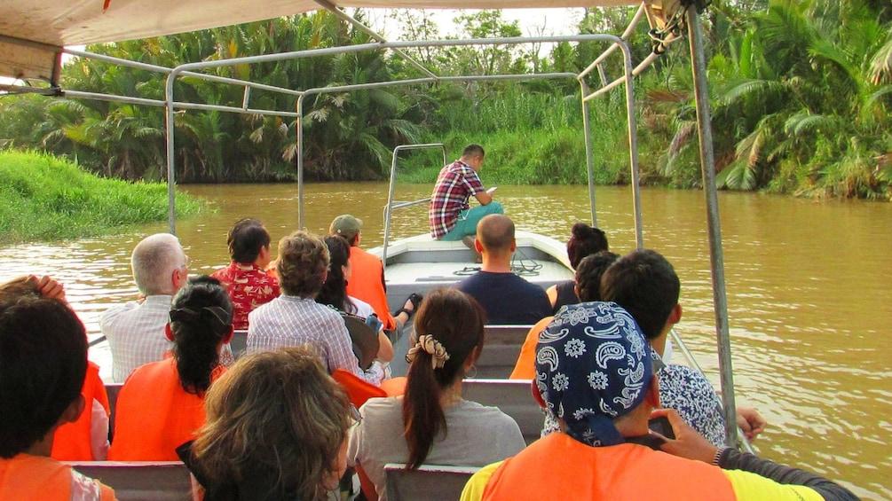 Show item 1 of 5. River cruise in Kota Kinabalu, Malaysia