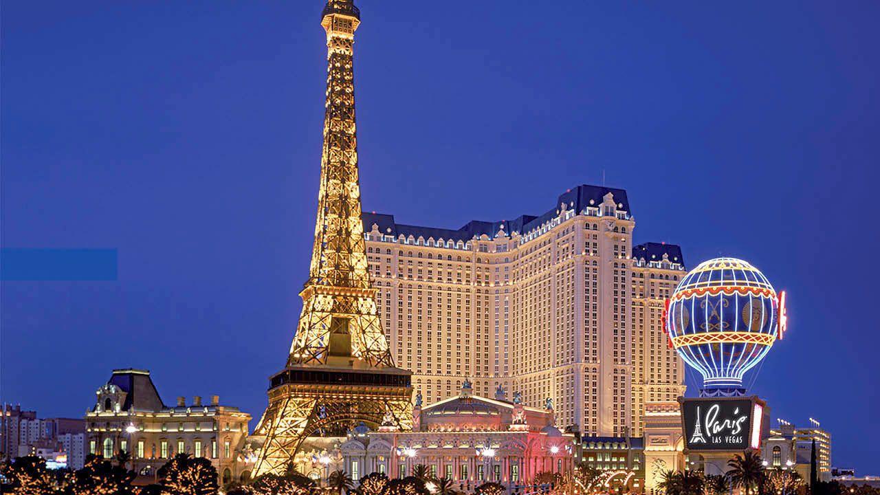 Liput Las Vegasin Eiffeltornin näköalatasanteelle