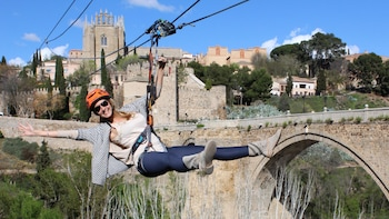 Fly Toledo Zip line Experience Photo included
