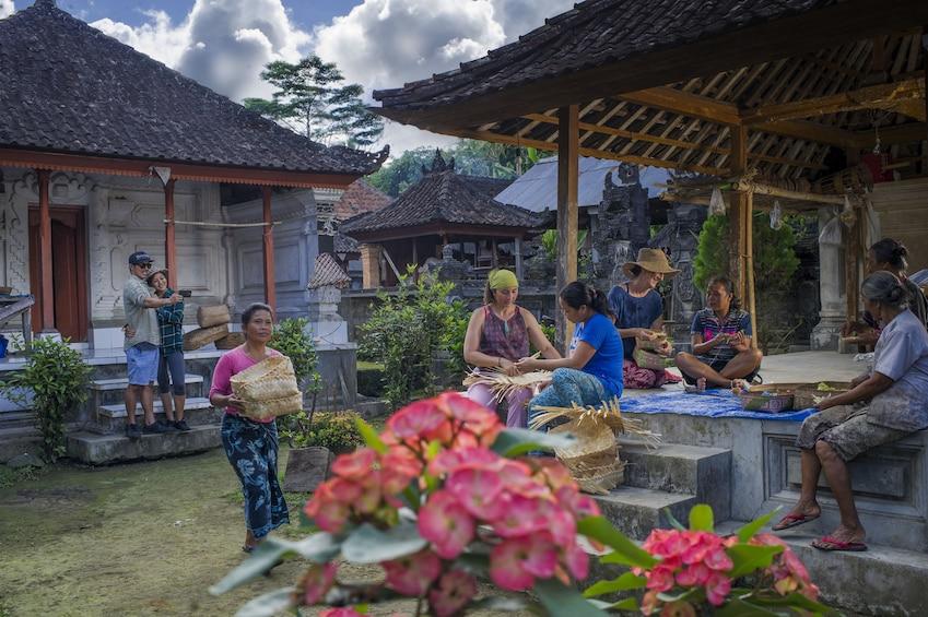 Show item 2 of 10. Village in Bali