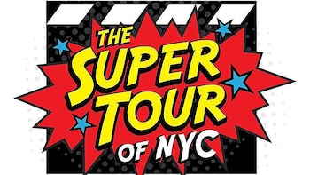 The Superheroes Super Tour of NYC