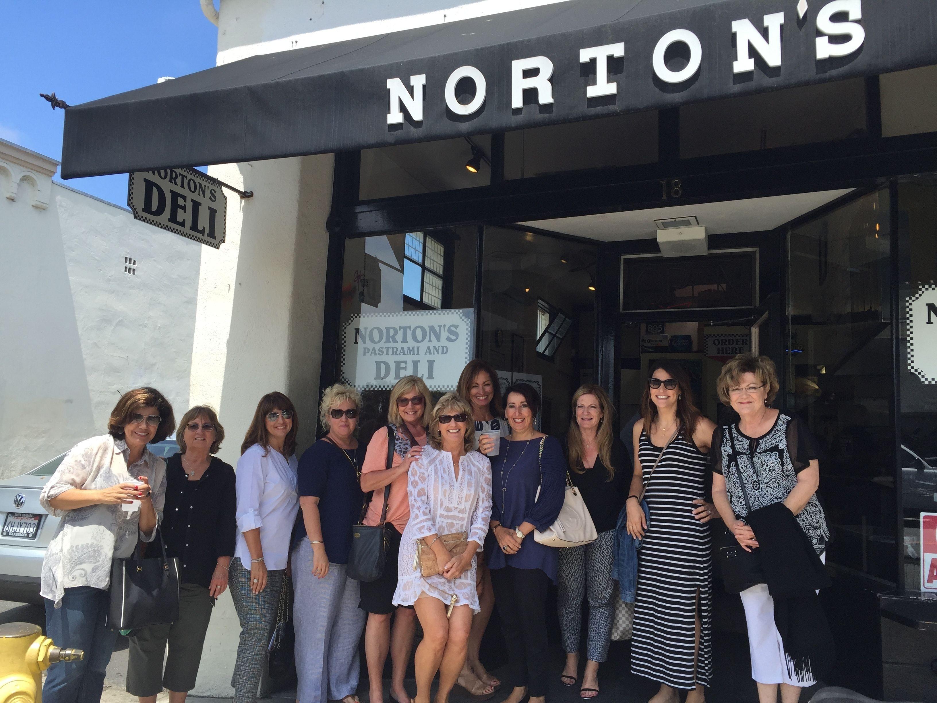 Downtown Santa Barbara Historical Food Walking Tour