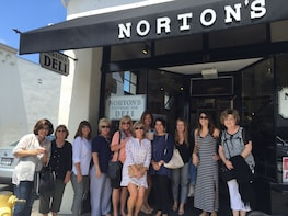 Downtown Santa Barbara Historical Food Walking Tour