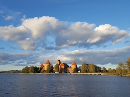 Half-Day Tour To Trakai from Vilnius