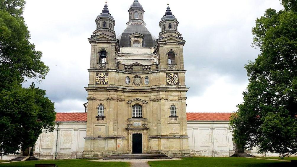 Show item 2 of 6. Pazaislis Monastery in Kaunas City