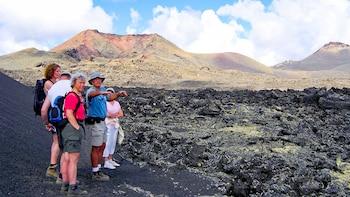 Geführte Tour durch das Naturschutzgebiet Los Volcanes