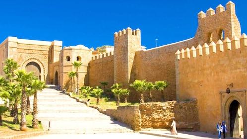 Rabat capital in Morrocco