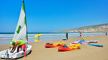 Guided Kid-Friendly Sailing Lesson in Taghazout