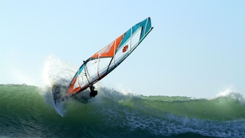 Windsurfing Lesson at Taghazout Beach with Lunch