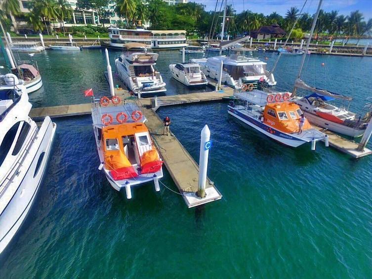 Show item 5 of 10. Tunku Abdul Rahman Park Snorkeling Tour & Island Visit with Lunch