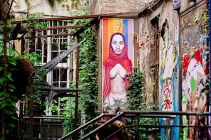 Private Street Art & Alternative Side Tour