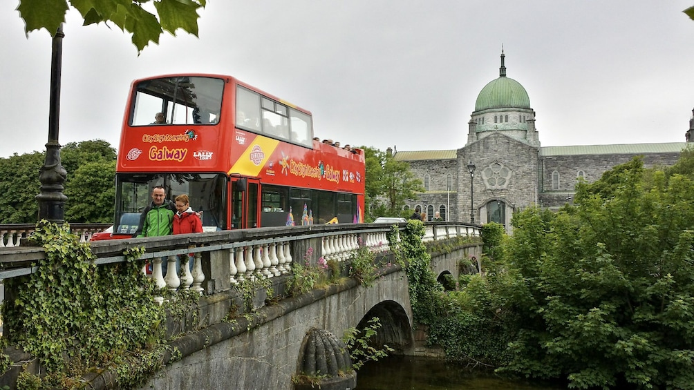 Galway Hop-On Hop-Off Bus Tour