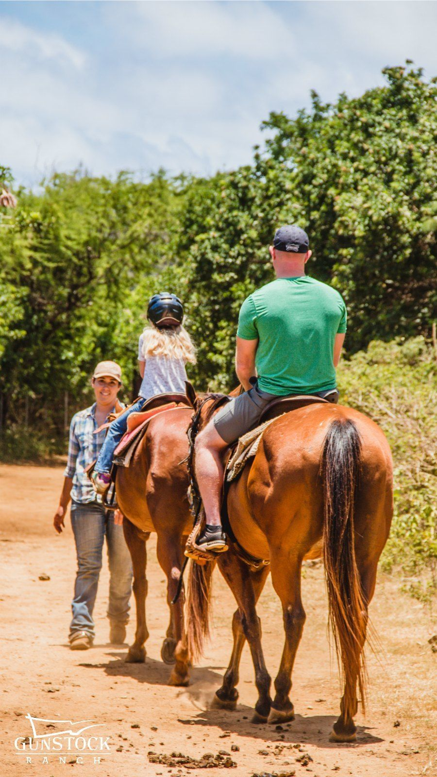 Pony Ride for Kids activity in Kahuku