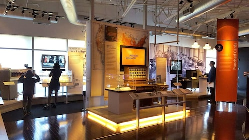 Inside the computer museum in Silicon Valley