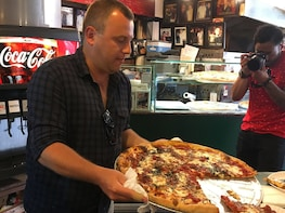 Greenwich Village Food Tour + Historic Downtown