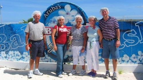 Factory tour in Aruba