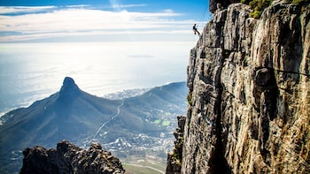 Table Mountain Abseiling (Rappelling) Adventure