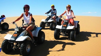 Quad Biking(Quad bike) Tour at the Atlantis Sand Dunes