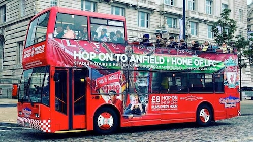 Hop-On to Anfield Bus Tour