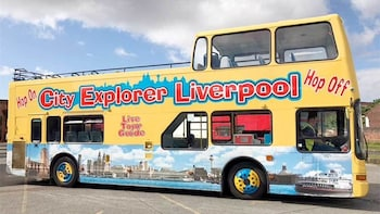 Liverpool Hop-On Hop-Off Bus Tour