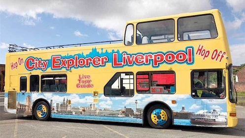 Liverpool Open-Top HOHO Bus Tour