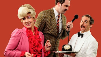 Faulty Towers: The Dining Experience mit 3-Gänge-Menü