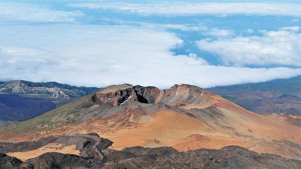 Indlæs billede 4 af 4. View of Teide volcano in Spain